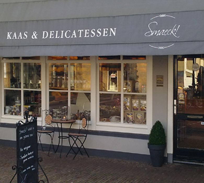 Smaeck! Oisterwijk - Dorpsstraat | Studio Mannimo