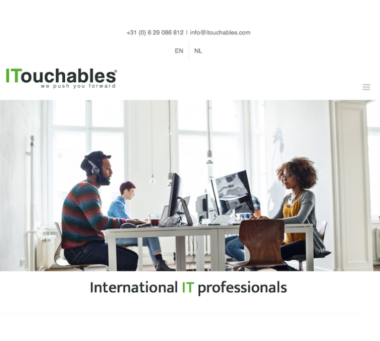StudioMannimo - Itouchables IT professionals